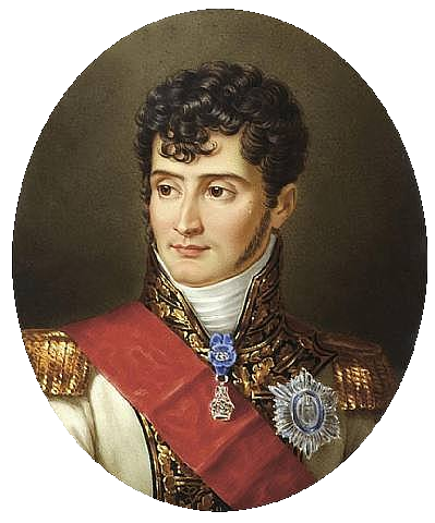 Portrait Jérome Bonaparte